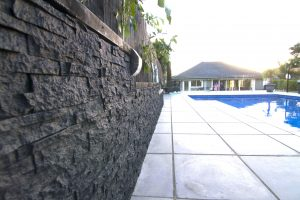 Faux Stone Panel Water Feature