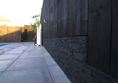 outdoor rock panels
